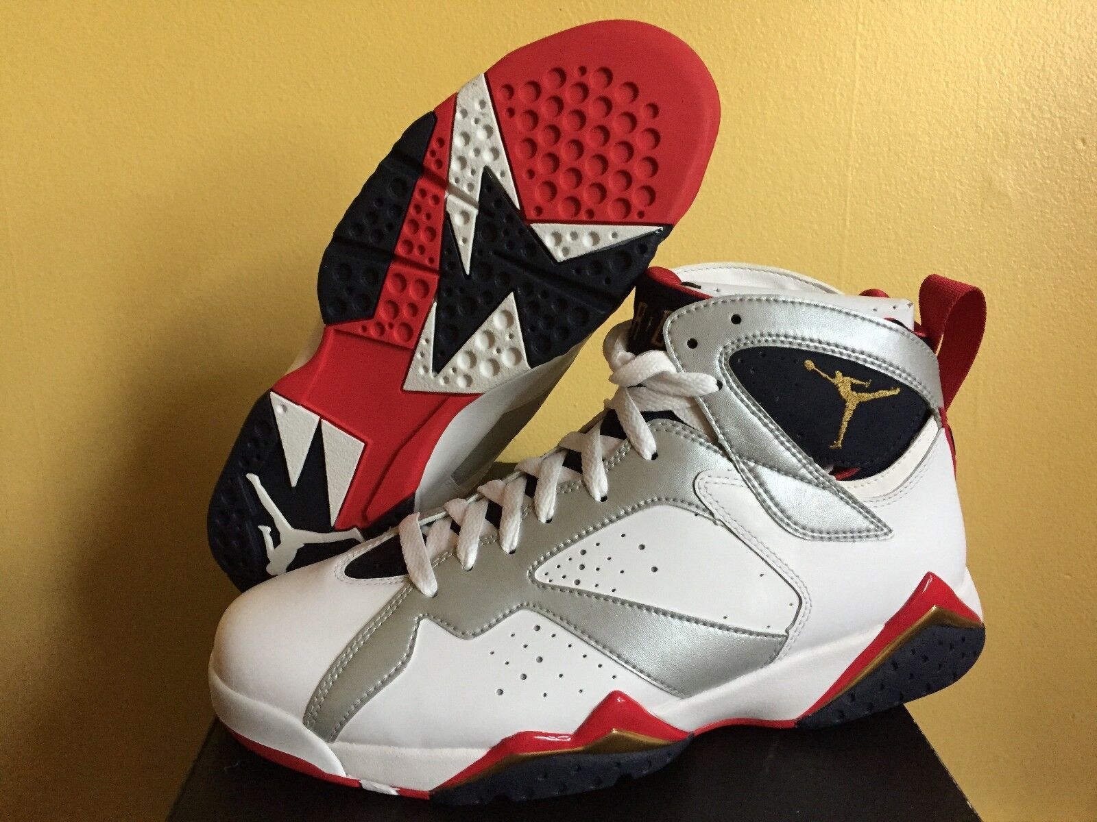 2012 Air Jordan Olympic VII 7 Mens Size 9