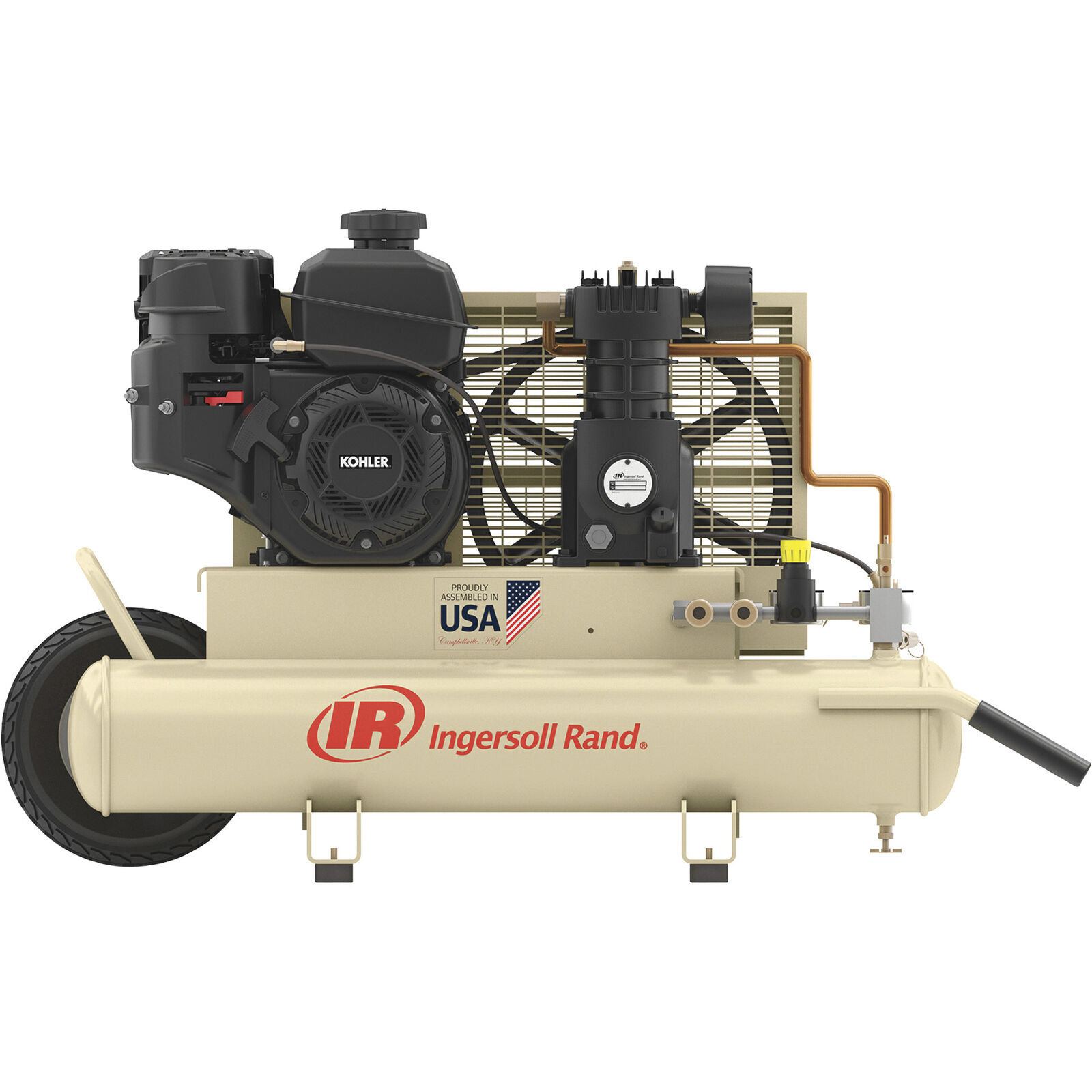 Ingersoll Rand RS30n-A118-TAS W/Integrated Dryer, 40HP