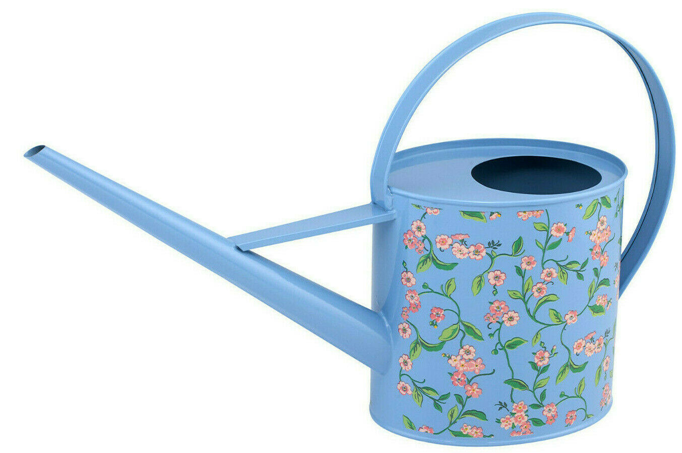 Cath Kidston Blue Forget Me Not Indoor Plant Watering Can