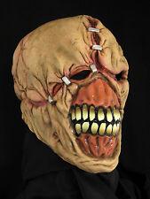 Nemesis Resident Evil Mask Halloween Horror Haunt Latex Mask Prop, NEW