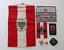 Job-lot-of-vintage-scouts-badges-pennants-Gibraltar-Sea-Scouts-etc miniatura 1