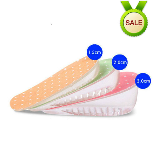 Gel Stealth Increased Half Heel Insoles for Men and Women Insole