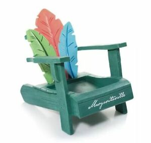 Jimmy Buffett Adirondack Chairs.Details About Yankee Candle Jimmy Buffett S Margaritaville Palm Adirondack Chair Candle Holder
