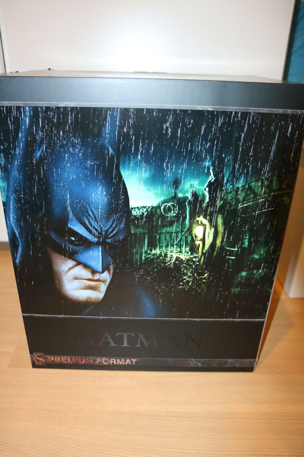 Sidemostrare Batuomo Arkham asylum Premium Format cifra DC Regular edizione 1081500
