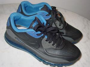 nike air max 2014 blue black