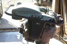 Wacker Diesel Power Tamper Jumping Jack Compactor Ds70
