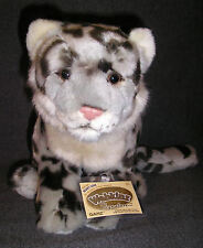 Webkinz Signature Snow Leopard NWT sealed unused code (Quick to Ship) Smoke-Free
