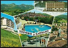 AA3139 Macerata - Provincia - Souvenir di Sarnano - Vedute