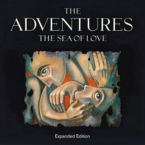 THE ADVENTURES - The Sea Of Love: Expanded Edition (Jewel Case) [CD]