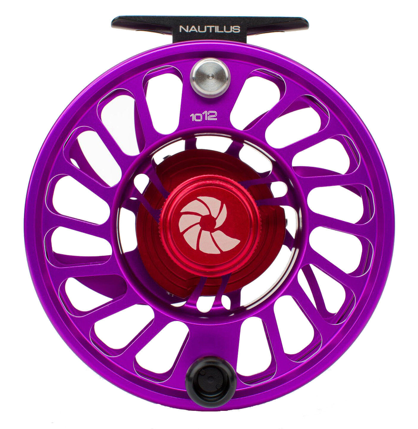 Nautilus CCF-X2 10 12 Fly Fishing Reel - purple (10-12 WT) NEW  - Free US Ship