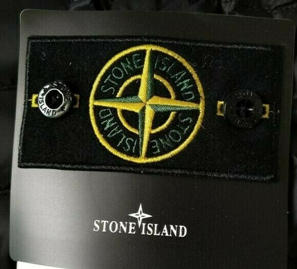 Stone Island badge and buttons GENUINE *fast delivery* DE