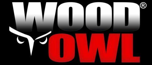 "WoodOwl 5//8"" x 24"" Deep Cut Utility Auger Bit Single Flute PTFE Coated 01007"