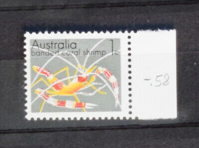 Ijverig Fsh127 Australia Fish Shrimp (mnh)