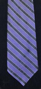 Conti di Milano silk tie  Designer men/'s silk tie silk tie from Italy   Italian designer tie  Vintage silk tie