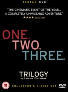 One-Two-TRES-TRILOGY-DVD-Nuevo-DVD-tvd3769