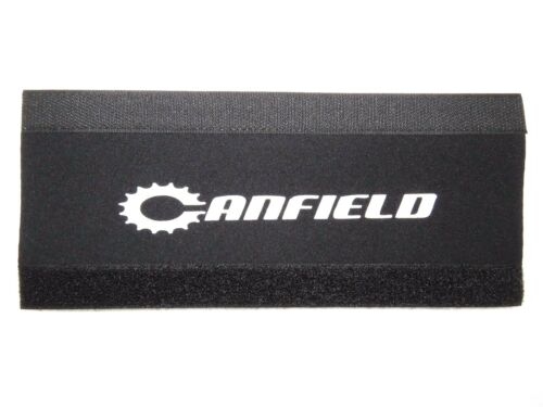 CANFIELD CHAINSTAY NEW CHAINGUARD Reflective Protector Black