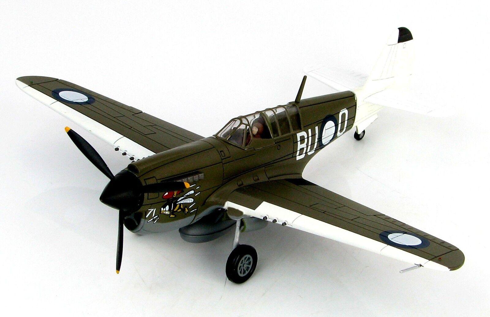 Hobby Master 1:72 RAAF Curtiss P-40N Warhawk Fighter,  HA5505
