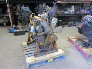 John Deere 6404T l Diesel Engine, 141HP, All Complete and Run Tested