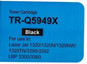 Q5949X TONER COMPATIBLE FOR CANON LBP3300,LBP3360, HP 1320