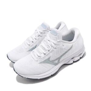 Mizuno-Wave-Rider-Waveknit-3-White-Blue-Women-Running-Shoes-Sneakers-J1GD1929-27