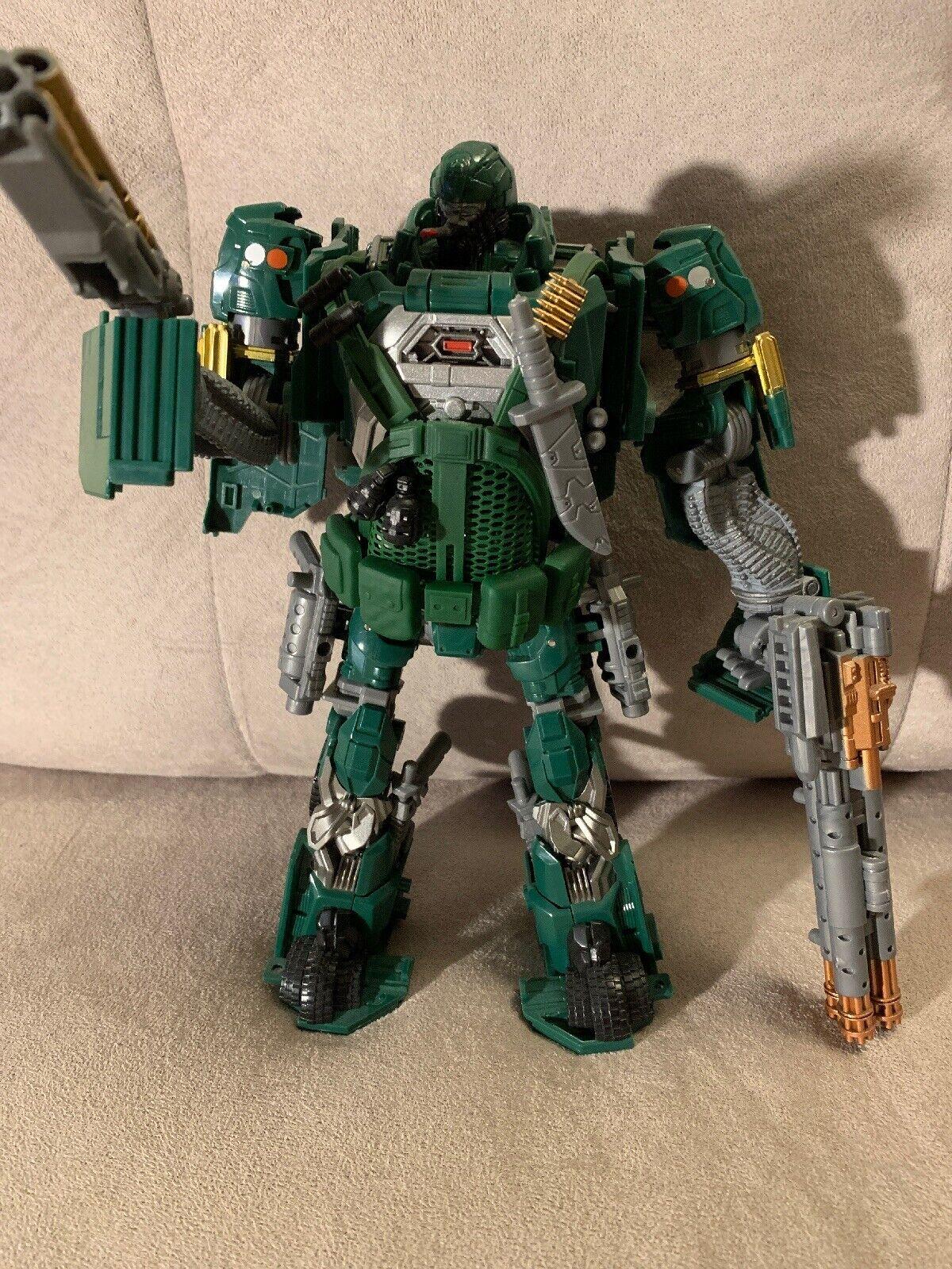 WeiJiang Transformers Movie HOUND & Dr. Wu DW-M02 Mercenary Upgrade Kit USA