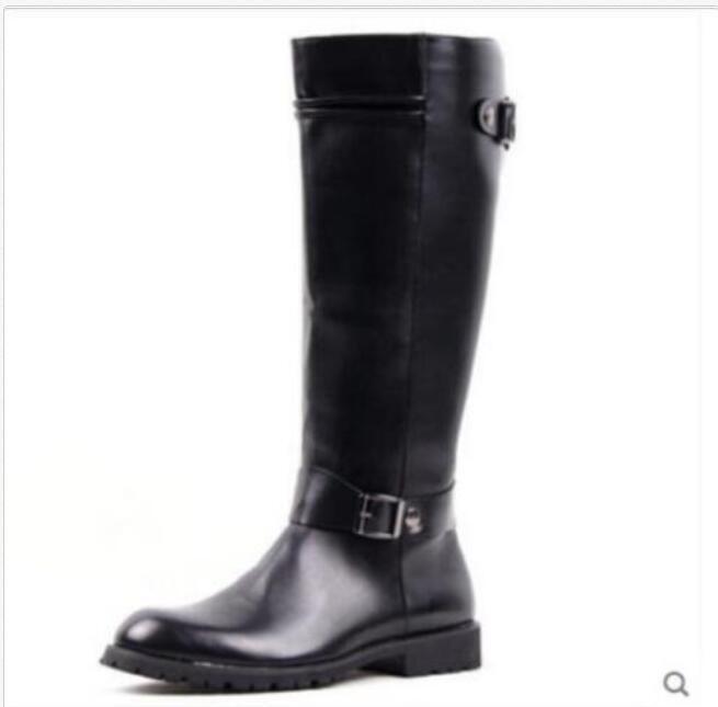 Bj236 stivale da equitazione uomini gli stivali militari militari stivali in ginocchio per liberare gli stivali di equitazione dba52d