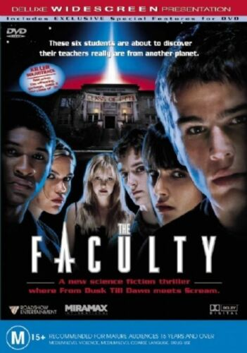 1 of 1 - The Faculty ( DVD )