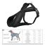 Trixie-Dog-Premium-Touring-Harness-Soft-Thick-Fleece-Lined-Padding-Strong thumbnail 6