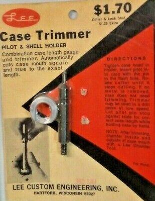 "Lee Case Trimmer /""Torker/"" Handle get some torque on that lock stud!"