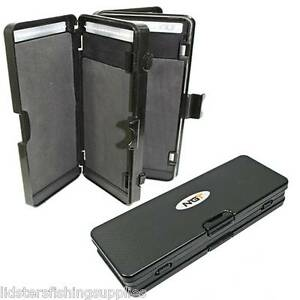 NEW-NGT-CARP-COARSE-FISHING-RIG-WALLET-6-DIVIDERS-HOLDS-72-HAIR-RIGS-TACKLE-920