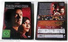 Sakrileg The Da Vinci Code - Tom Hanks .. DVD TOP