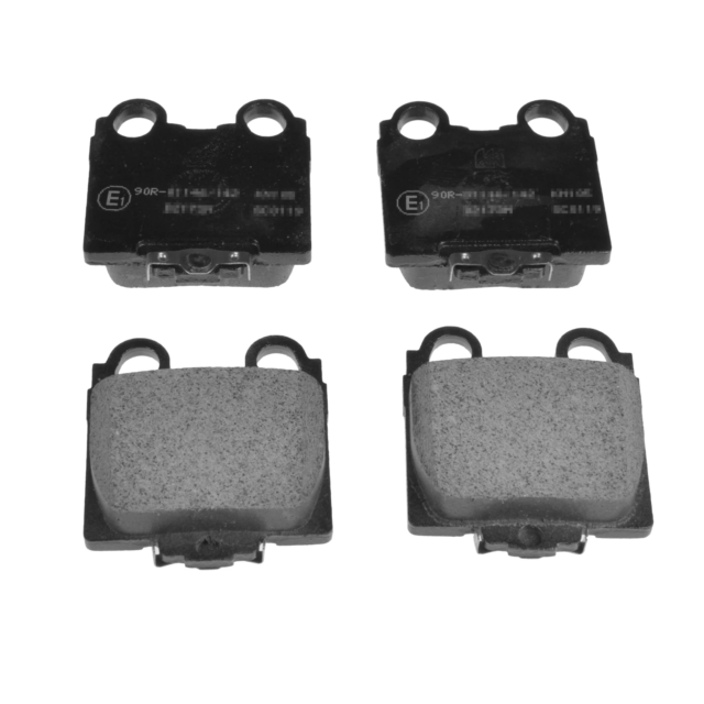 Rear Brake Pad Set Fits Toyota Altezza Aristo Brevis Mark Blue Print ADT342108