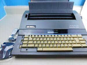 Smith Corona Portable Electric Typewriter DeVille 650 Office ...