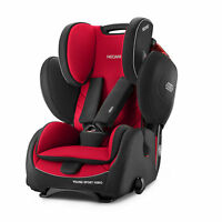 Recaro Children Car Seat Young Sport Hero Racing Red Model 2017
