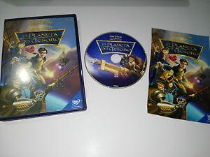 EL-PLANETA-DEL-TESORO-DVD-EXTRAS-LOS-CLASICOS-WALT-DISNEY-ESPANOL-ENGLISH