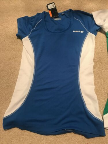 2 Head Tennis Tops Medium