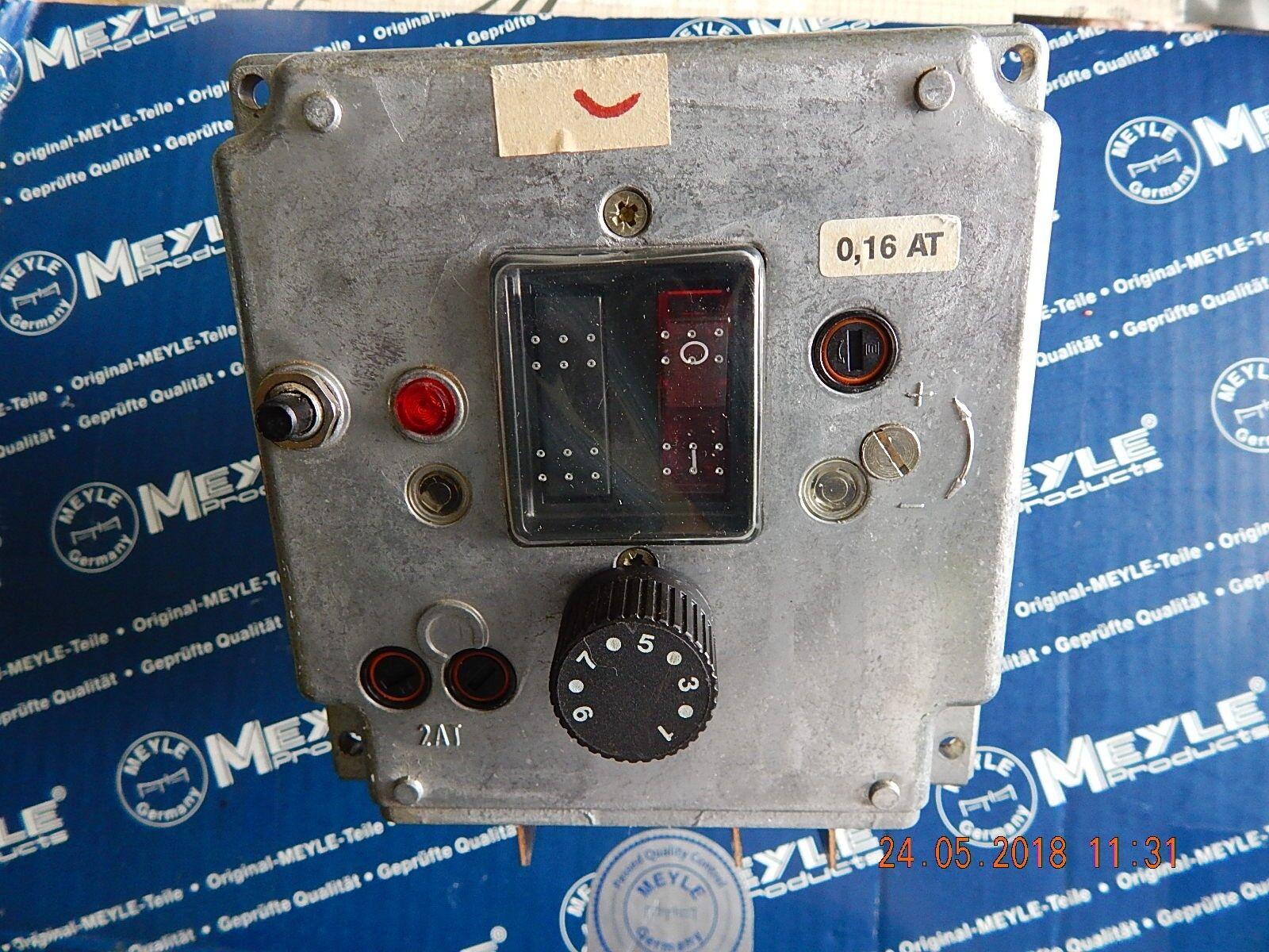 Vaillant VC180 XE Regelung Erdgas