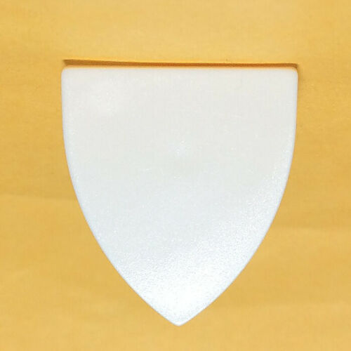 Shield NEW LEGO Collection Triangular Plain White x 1-76028 41176 21020