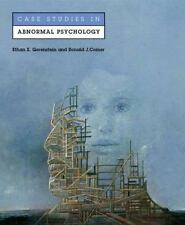 Case Studies in Abnormal Psychology Gorenstein, Ethan E., Comer, Ronald J. Pape