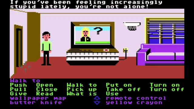 Zak McKracken - And The Alien Mindbenders, Commodore 64,…