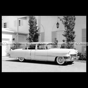 #pha.003158 Photo CADILLAC FLEETWOOD SIXTY SPECIAL 1954 Car Auto 22X6cclu-09171507-227864223