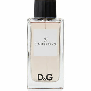 Dolce-and-Gabanna-D-amp-G-L-039-IMPERATRICE-3-100ML-EDT-TESTER-WOMEN
