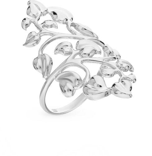 SOKOLOV Solid Silver 925 Ring NWT