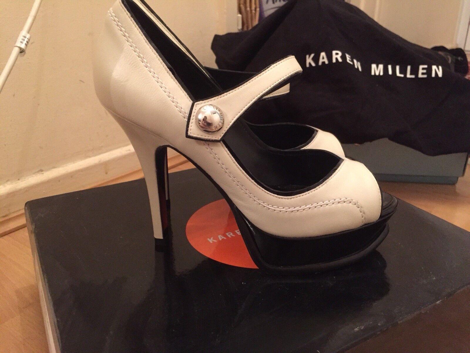 Karen Karen Karen Millen Schuhes 39 nude c7ebaa