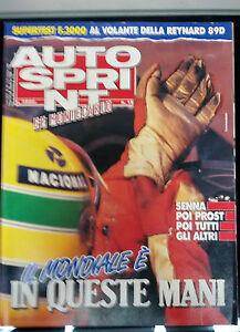 AUTOSPRINT-1989-n-19-GP-Montecarlo-Subaru-Justy-CIR-Sicilia-Reynard-89-D