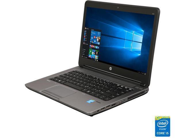 HP 640 G1 14.0