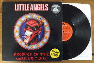 LITTLE-ANGELS-Product-Of-The-Working-Class-12-034-Single-Polydor-LTLXG-9