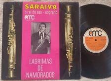 SARAIVA - Lagrimas de Namorados ORIG BRAZIL SAX SAMBA CHORO LP NM-