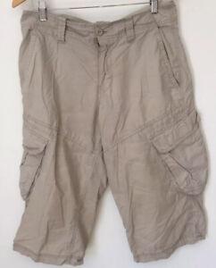 Homme-Pantalon-raccourci-stone-W32-Cherokee-lt-NZ4200