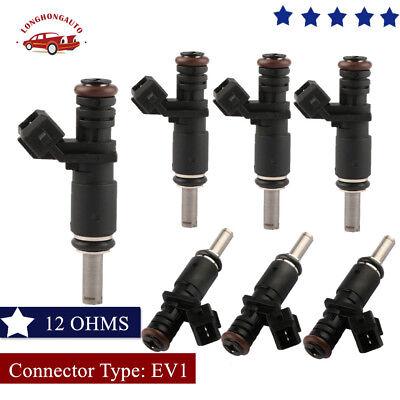 6X Fuel injector 42lb EV1 Fit BMW 325Ci 320i 325i 525i X3 Z3 Z4 325xi 328i  528i